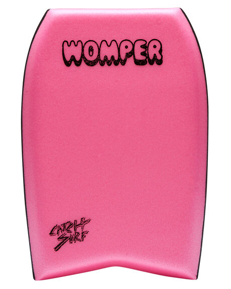 NEON PINK BOARDSPORTS SURF CATCH SURF BOARDS - WOMP-16HP17