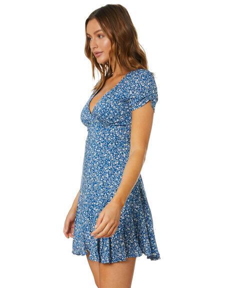 NAVY WOMENS CLOTHING SHAREEN DRESSES - M80271NVY