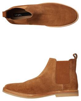 TOBACCO MENS FOOTWEAR URGE BOOTS - URG17132-TBCO