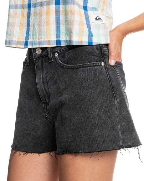 KHOL WOMENS CLOTHING QUIKSILVER SHORTS - EQWDS03008-BSPW