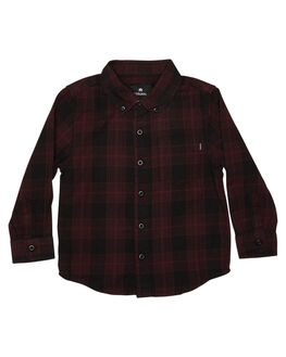 RED KIDS TODDLER BOYS ST GOLIATH SHIRTS - 2813021RED