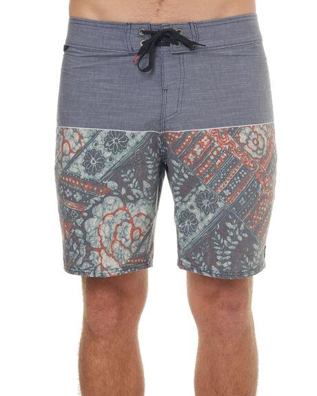 NAVY MENS CLOTHING REEF BOARDSHORTS - A362HNAV