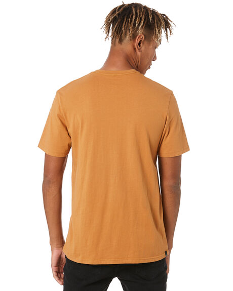 ALMOND MENS CLOTHING RIP CURL TEES - CTEMN90057