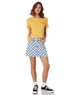 MONOGRAM WOMENS CLOTHING INSIGHT SKIRTS - 5000003438MON