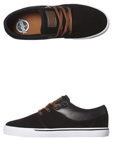 BLACK TOFFEE MENS FOOTWEAR GLOBE SKATE SHOES - GBMAHALO10908