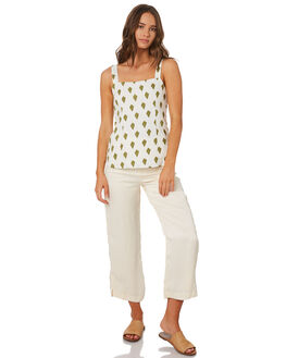 CHAMPAGNE WOMENS CLOTHING ZULU AND ZEPHYR PANTS - ZZ2618CHAMP
