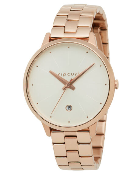 ROSE GOLD WOMENS ACCESSORIES RIP CURL WATCHES - A3032G4093
