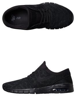 BLACK ANTHRACITE MENS FOOTWEAR NIKE SNEAKERS - SS631303-099M