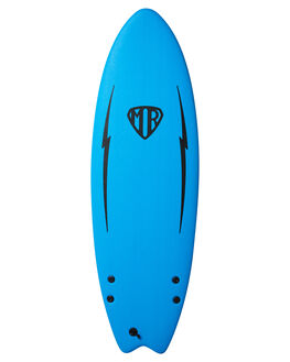 BLUE BOARDSPORTS SURF OCEAN AND EARTH SOFTBOARDS - SESO56MRBLU