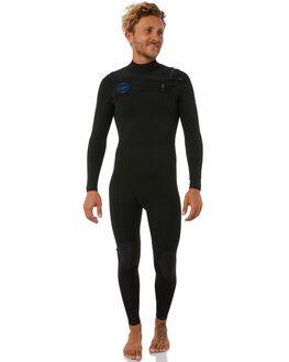 BLACK BLU LOGO SURF WETSUITS XCEL STEAMERS - MN32C2C7BL8