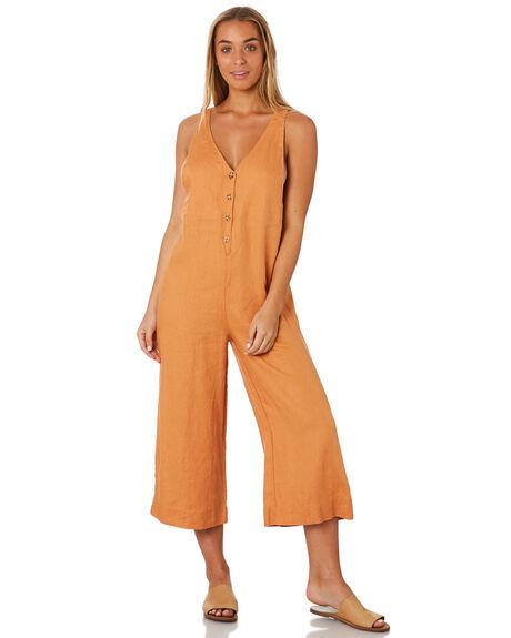 SUNBURN WOMENS CLOTHING RHYTHM PLAYSUITS + OVERALLS - JUL19W-JS04SUN