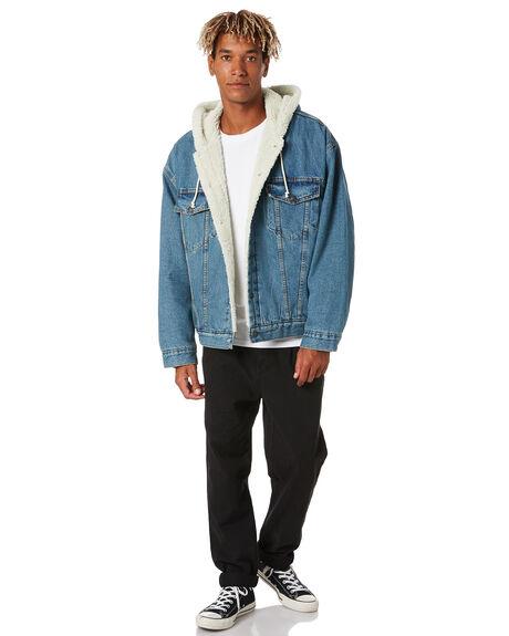 CAMPFIRE MENS CLOTHING LEVI'S JACKETS - 85239-0000CMPFR