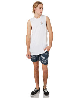 SUPER WHITE OUTLET MENS O'NEILL SINGLETS - 5711113SUWHT