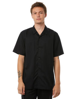 BLACK OUTLET MENS NO NEWS SHIRTS - N5182167BLACK