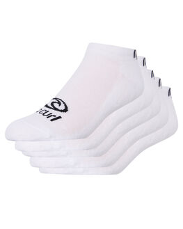 WHITE WOMENS CLOTHING RIP CURL SOCKS + UNDERWEAR - GSOBU11000