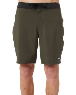MILITARY MENS CLOTHING RVCA BOARDSHORTS - R171412MIL