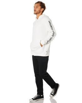 BLANC DE BLANC BLACK MENS CLOTHING HERSCHEL SUPPLY CO JUMPERS - 50033-00260BLANC