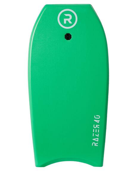 GREEN BOARDSPORTS SURF RANDOM SOFTBOARDS BODYBOARDS - 130432GRN