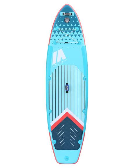TEAL BOARDSPORTS SURF MOLOKAI SUPS SUPS - 130035TEA