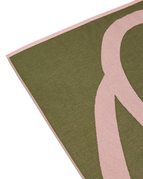 OLIVE WOMENS ACCESSORIES MAYDE TOWELS - 19BILOLIOLI