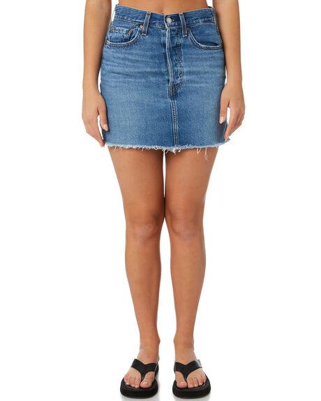 NOE STARTER WOMENS CLOTHING LEVI'S SKIRTS - 27889-0005