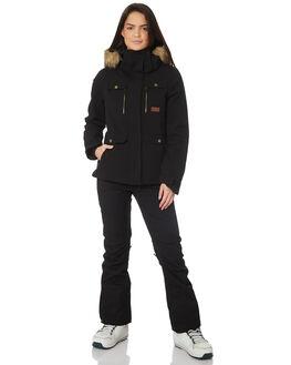 JET BLACK BOARDSPORTS SNOW RIP CURL WOMENS - SGJCQ44284