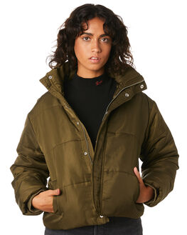 MILITARY WOMENS CLOTHING RVCA JACKETS - R293441MIL