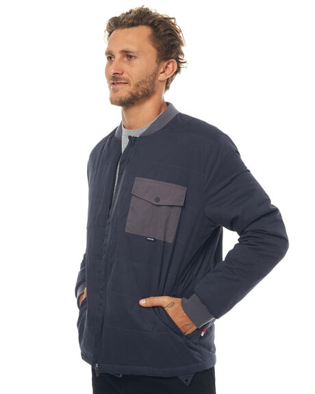 NAVY OUTLET MENS DEPACTUS JACKETS - D5171385NAVY