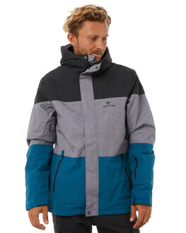 INK BLUE SNOW OUTERWEAR RIP CURL JACKETS - SCJCM43252