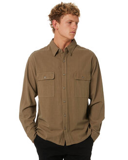 ARMY MENS CLOTHING RUSTY SHIRTS - WSM0922ARM