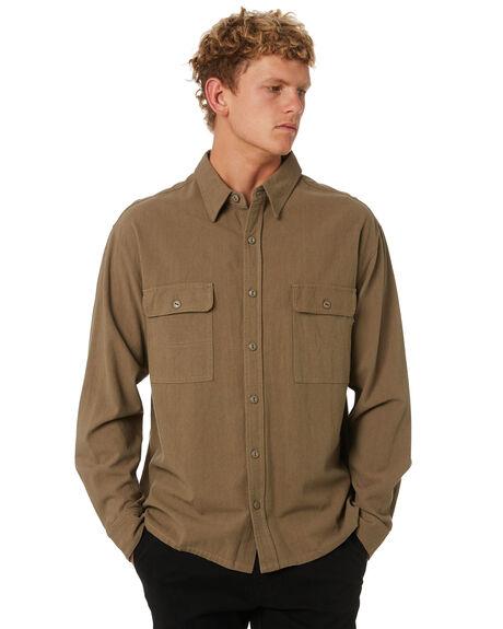 ARMY MENS CLOTHING RUSTY SHIRTS - WSM0922ARM
