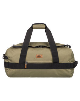 BURNT OLIVE MENS ACCESSORIES QUIKSILVER BAGS + BACKPACKS - EQYBL03185-GPZ0
