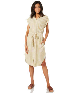 PLANTAIN WOMENS CLOTHING RHYTHM DRESSES - JAN19W-DR06-PLA