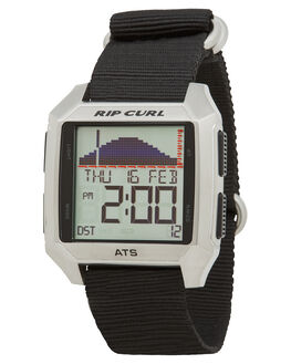 BLACK MENS ACCESSORIES RIP CURL WATCHES - A11350090