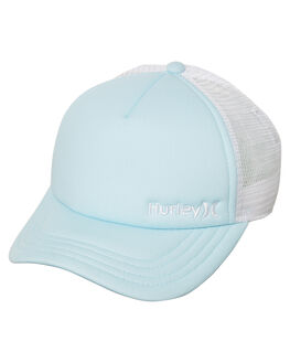 LT ARMORY BLUE WOMENS ACCESSORIES HURLEY HEADWEAR - AGHACORT4LZ