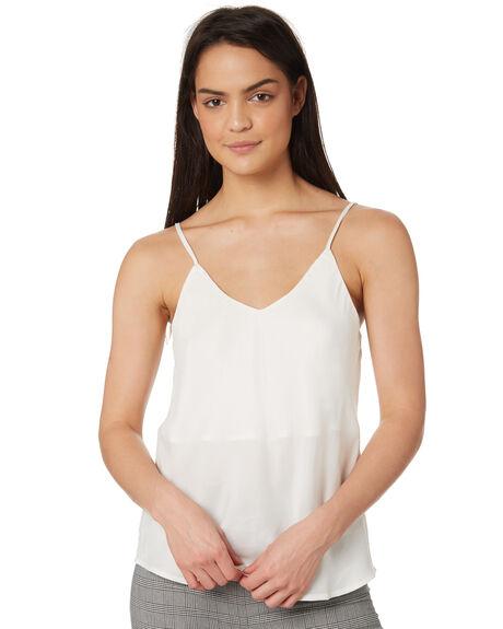 WHITE WOMENS CLOTHING JORGE FASHION TOPS - 8320050WHT