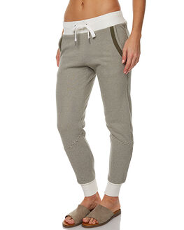 OLIVE WOMENS CLOTHING RIP CURL PANTS - GPABS10058