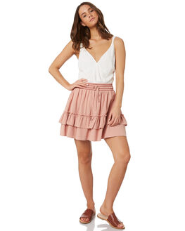SHRIMP WOMENS CLOTHING RUSTY SKIRTS - SKL0460SIP