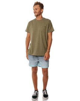 MILITARY MARLE MENS CLOTHING BILLABONG TEES - 9562046MMRL