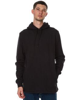 VINTAGE BLACK MENS CLOTHING GLOBE JUMPERS - GB01733015VBL