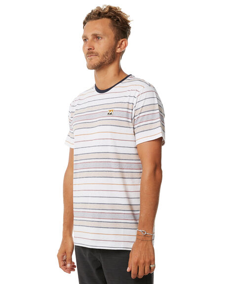 WHITE MENS CLOTHING BILLABONG TEES - 9572038WHT