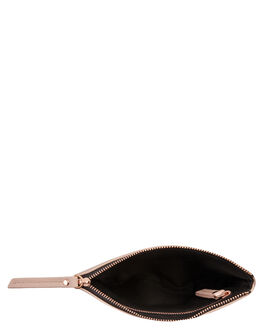 DUSTY PINK WOMENS ACCESSORIES STATUS ANXIETY PURSES + WALLETS - SA1444DPNK