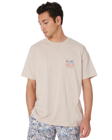STONE MENS CLOTHING BARNEY COOLS TEES - 108-Q220STN