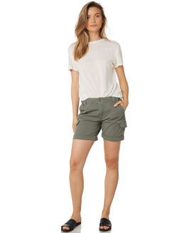 ARMY WOMENS CLOTHING SWELL SHORTS - S8184232ARMY