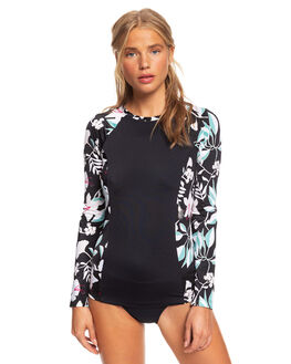 TRUE BLACK BOARDSPORTS SURF ROXY WOMENS - ERJWR03378-XKKW