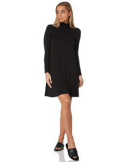 BLACK WOMENS CLOTHING BETTY BASICS DRESSES - BB519W19BLK