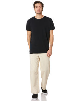 NATURAL MENS CLOTHING NO NEWS PANTS - N5194193NATRL