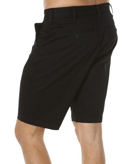 BLACK MENS CLOTHING DC SHOES SHORTS - EDYWS03064KVJ0
