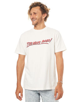 WHITE MENS CLOTHING INSIGHT TEES - 5000000298WHT