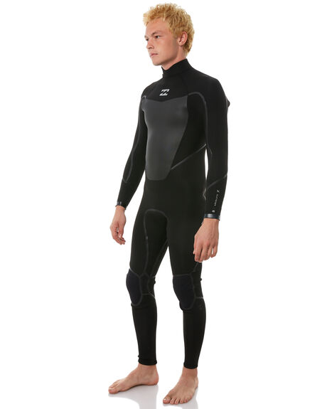 BLACK SURF WETSUITS BILLABONG STEAMERS - 9783824BLK